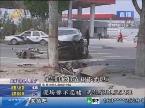 青岛:路边等活遭遇飞来横祸