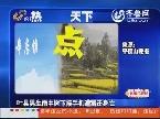 热点天下:叶县男生雨中树下接手机遭雷击身亡