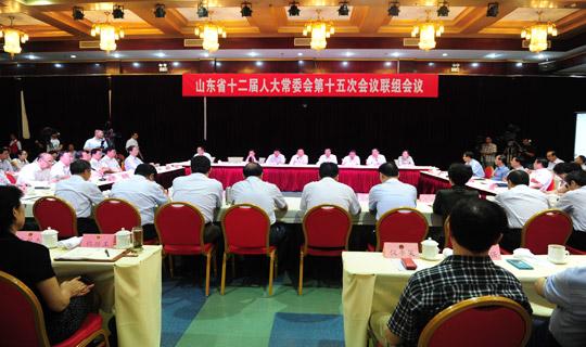 实录:山东省人大常委会就社保体系建设开展专题询问