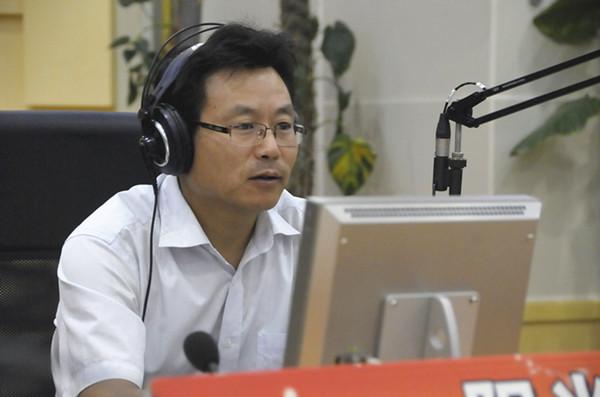 8月13日山东省水利厅 省农业厅 省海洋与渔业厅做客《阳光追踪》