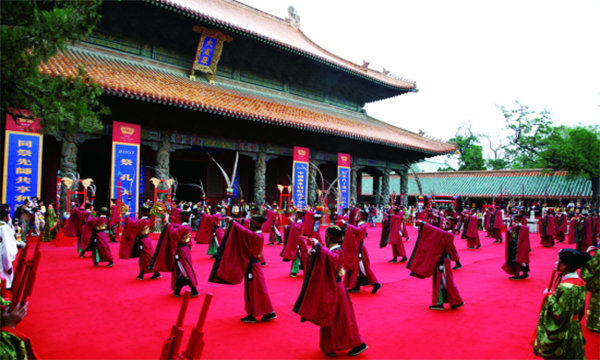 2015中国(曲阜)国际孔子文化节 齐鲁网全程融媒体直播