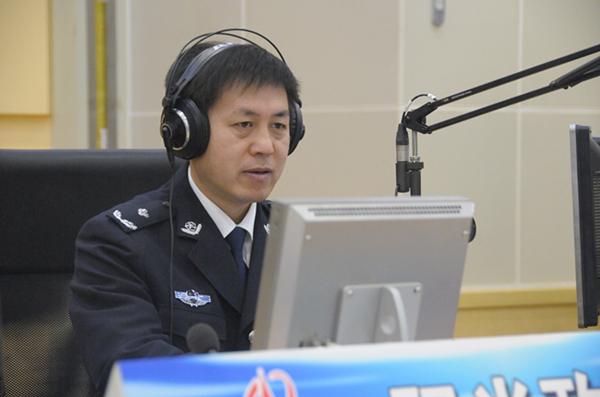 1月21日山東省科技廳 公安廳 民政廳做客《陽光政務熱線》