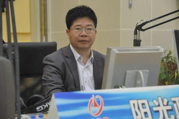 山東省煤監局 安監局 質監局做客《陽光追蹤》