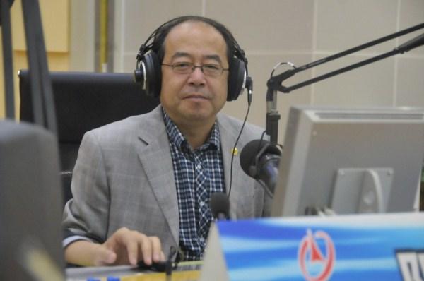 山东省畜牧兽医局 农机局 盐务局做客《阳光追踪》