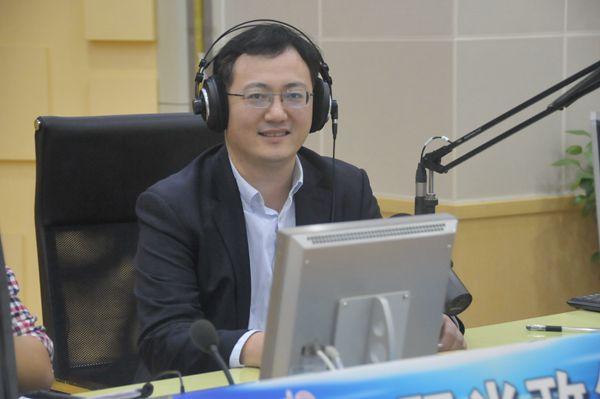 郵儲銀行 山東銀監局 人行濟南分行做客《陽光追蹤》