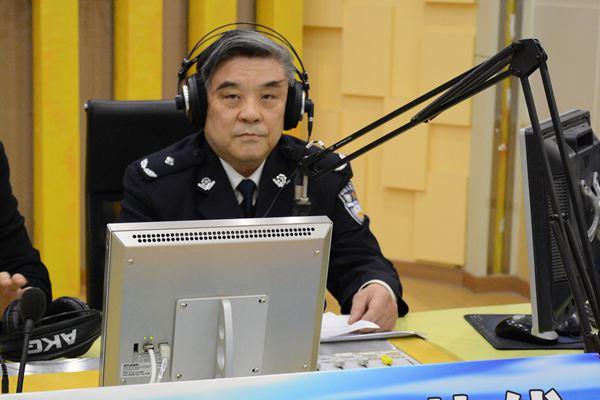 山东省公安厅做客《阳光政务热线》