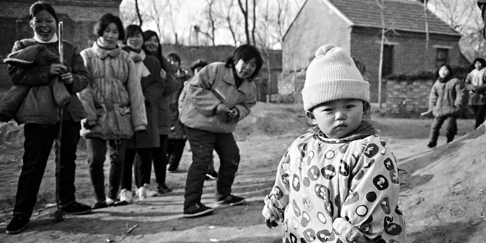 影像中的鲁西南:八九十年代农村生活印记