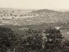 法国人相册中的清末老照片 烟台全景图首度曝光