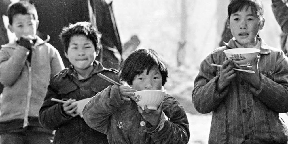 """影像中的鲁西南:八九十年代农村""""饭场""""印记"""