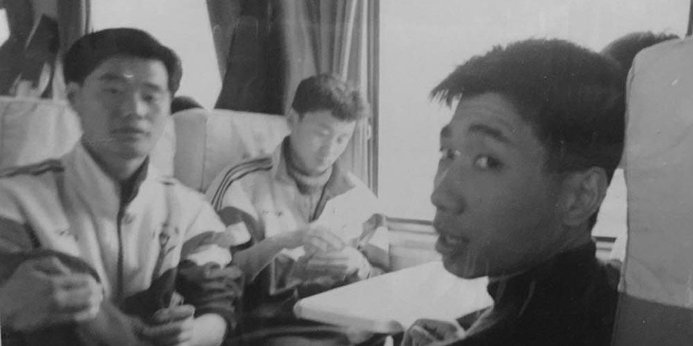 影像中的鲁能:那些年追的足球 李霄鹏青涩照曝光