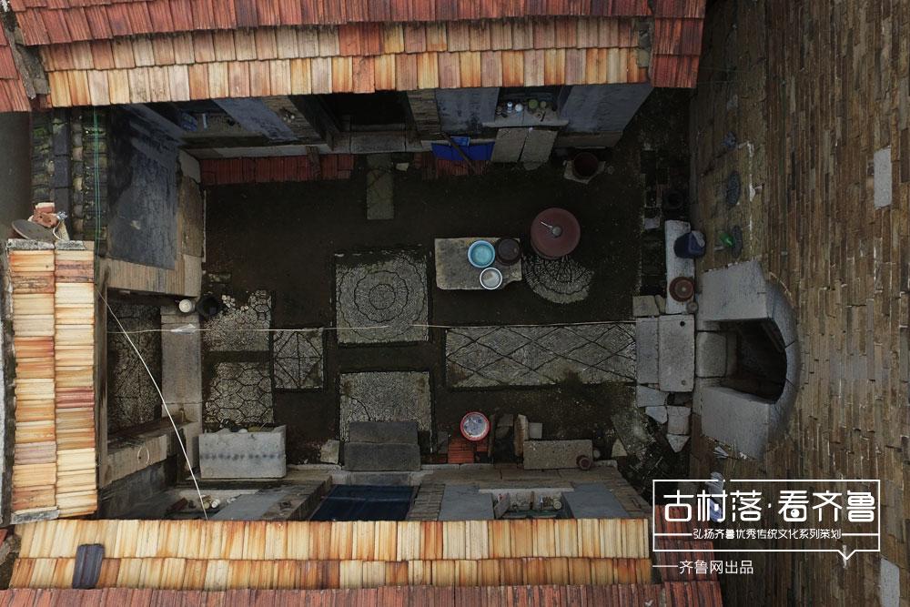 西王黑村 山东古村落 齐鲁传统文化 乡村记忆 传统村落
