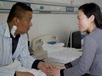 菏泽女子捐肾救夫 十万分之一的概率配型成功