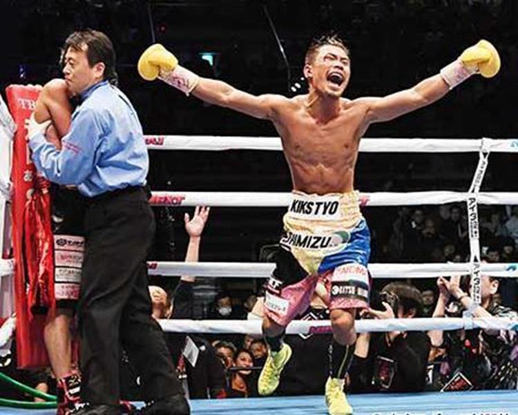 木村翔TKO对手成功卫冕金腰带 有望再战邹市明