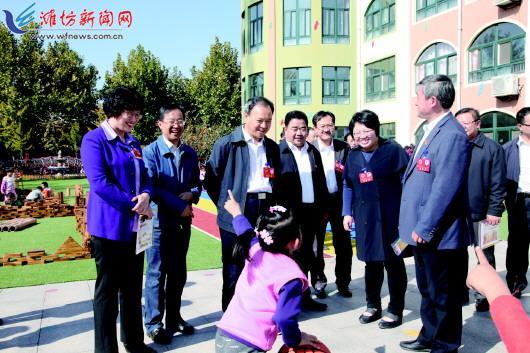 2017年潍坊各县市区人大常委会工作亮点