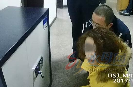 毒贩用保险柜运送毒品 烟台警方端掉一窝涉毒女