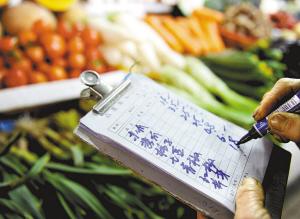 聊城:去年1-11鲜菜价格同比偏低 食品烟酒价格降了