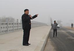 黑龙江路与茌东大道通车 聊城交通大框架再添一环