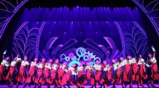 周五晚淄博剧院上演歌舞晚会 免费领票
