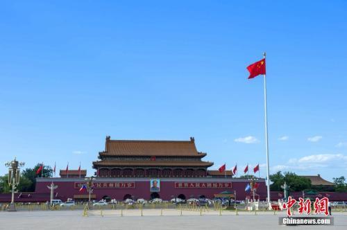 2017年北京PM2.5年平均浓度同比降2成 环保局析因