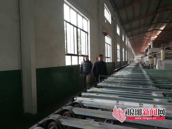 [大气污染防治]临沂兰山环保局对多家企业现场检查