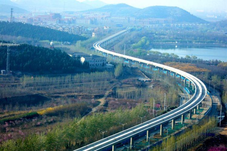 济南轨道交通这四年:一期规划落地,科技创新全国领先