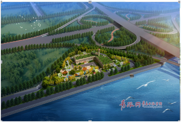 青岛首个全地下污水处理厂建成 6月将通水运行
