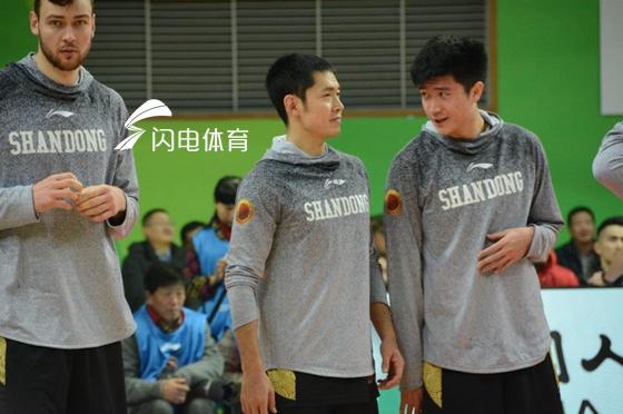 张庆鹏伤愈赶赴杭州会合 高速男篮全力避免连败