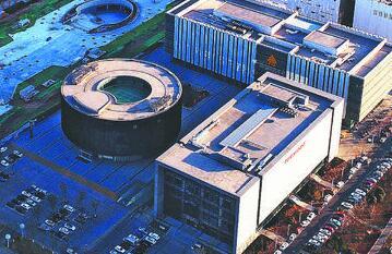 淄博市文化中心10月全部开放 音乐厅等已封顶