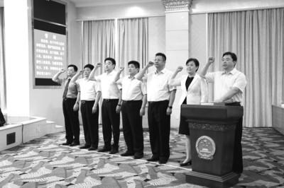 2017年市十七届人大常委会依法履职纪实