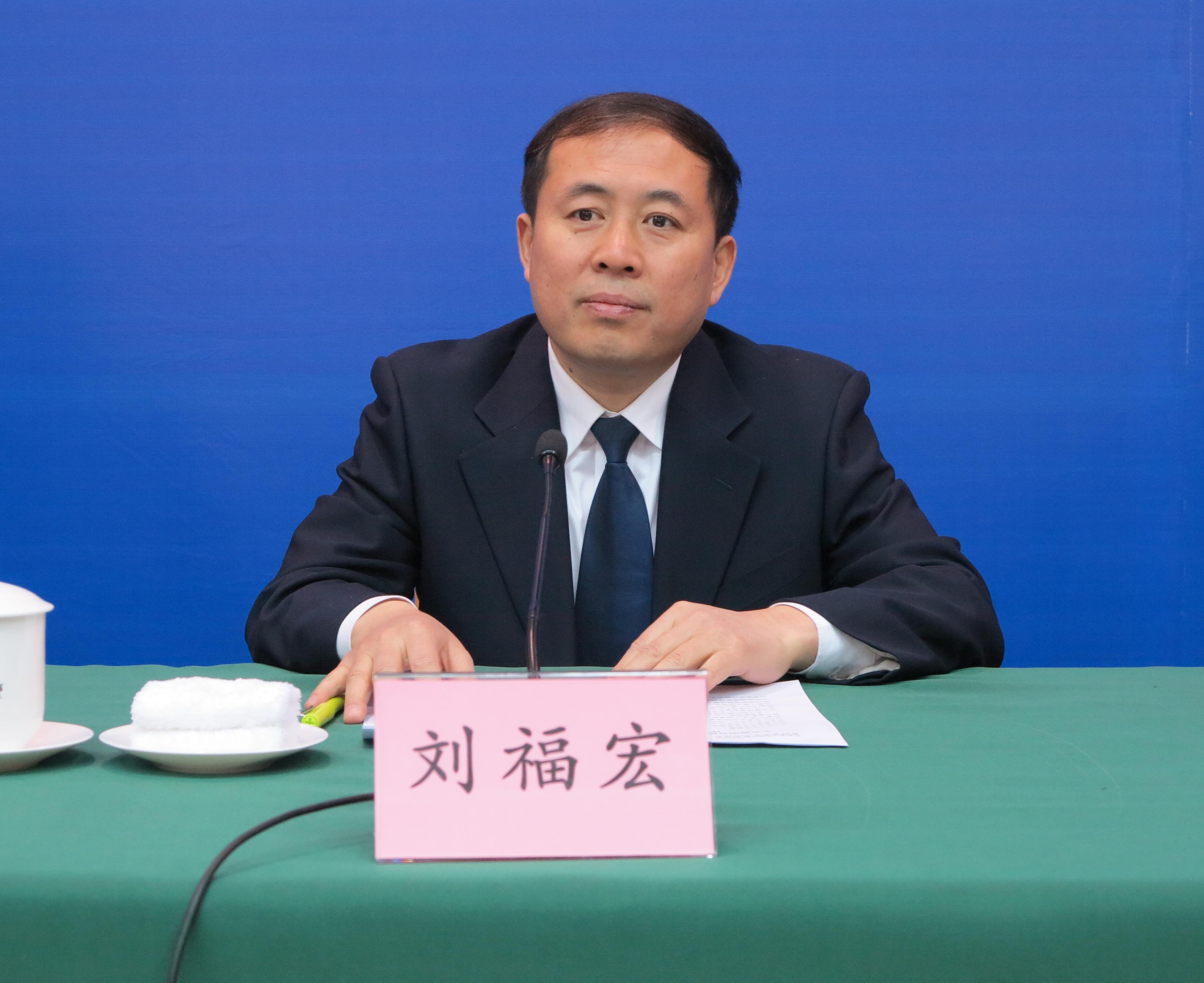 山东省公安厅交通管理局政委 刘福宏