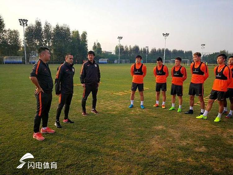 鲁能集结冬训大幕拉开 新教练加盟两新人或将离队