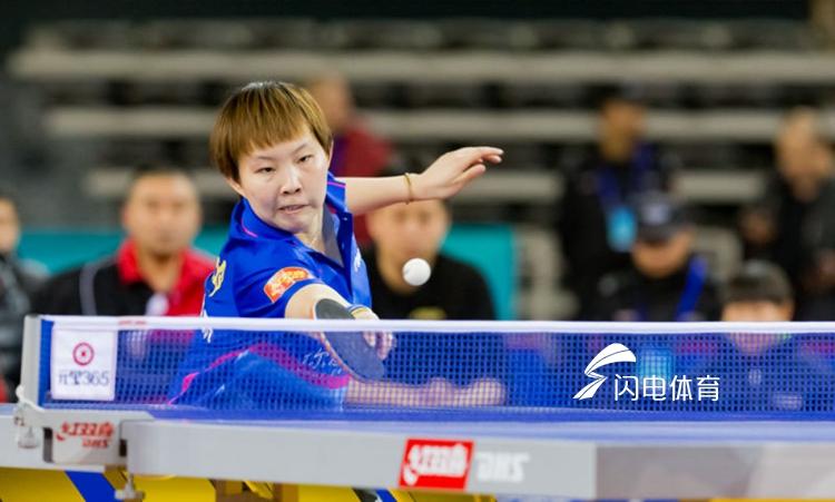 于国鹏:朱雨玲是青训队员榜样 第二阶段力争好成绩