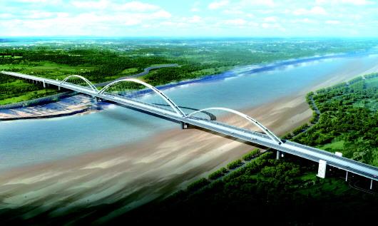 济南两座跨黄大桥同日开工!2021年通车,预留轨交空间