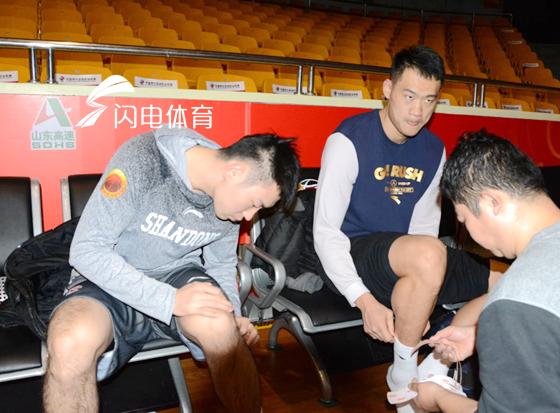 高速男篮队长睢冉全力康复 迎战东北球队球市差别大