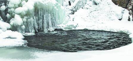 2018年初雪飘落淄博 9~12日气温将降至-11℃