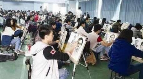 淄博市1200余考生参加首次编导类统考