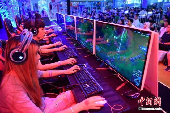"""美媒称中国手游热或退潮:核心年龄段玩家""""老了"""""""