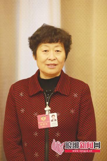 临沂政协委员田爱秋:大屠杀80周年建议设立纪念日