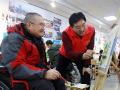 记第六届全国道德模范刘长城 筑起爱的万里长城