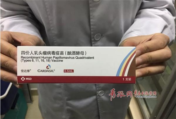 四价宫颈癌疫苗青岛开打 定价每针833.2元(图)