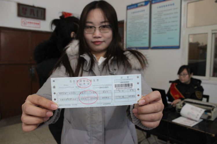 青岛长途站售票进校园 下周将迎学生客流高峰