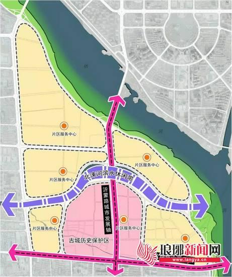 《兰山控制性详细规划片区3》获临沂市规委会通过