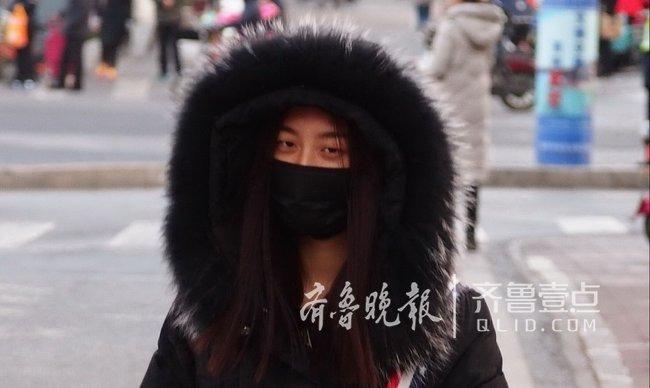 整个山东不是低温就是降雪,济南气温-9℃近两年最低