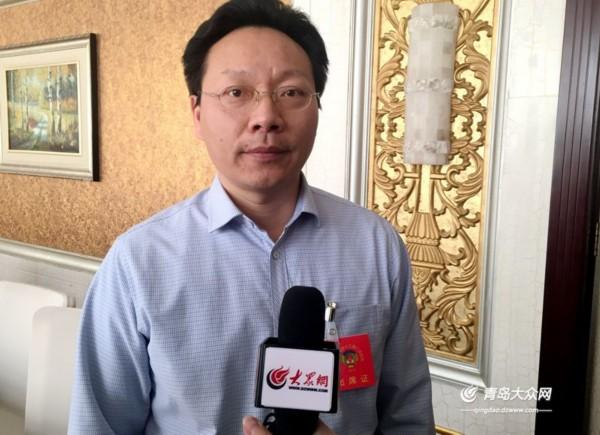 青岛市政协委员陈尚:建议青岛所有火车停经青岛北站