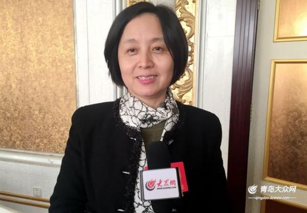青岛市政协委员刘欣梅:关注高校周边环境治理 成立常态管理机构