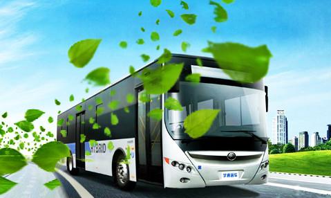 淄博博山4条公交线启用新能源车辆