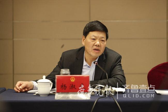 日照市人民医院理事长杨淑光:医疗资源下沉,带动基层