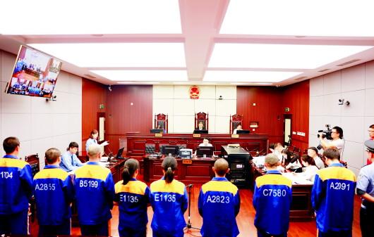 青岛法院去年受理案件16万多件 发布典型案例