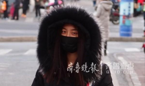 局地大雪!山东发布大风蓝色预警 济南气温-9℃近两年最低