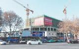 淄博张店金晶大道商圈将建百米新地标